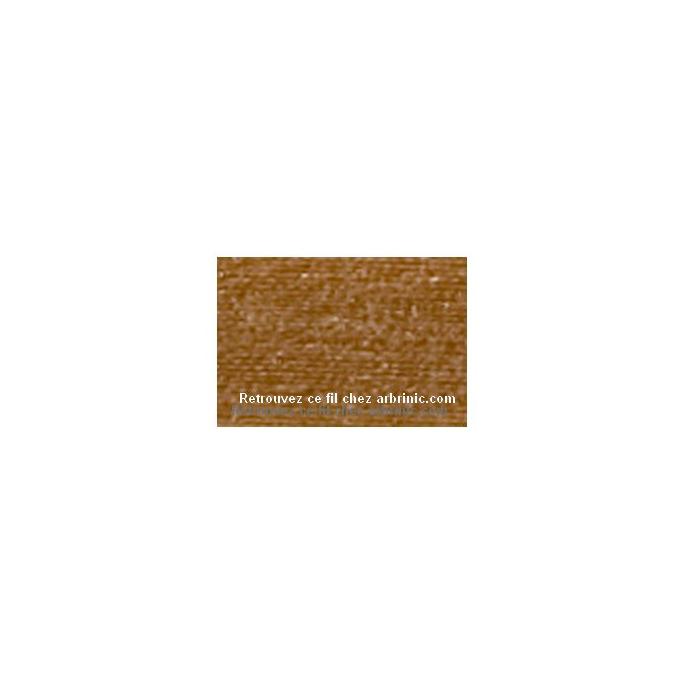 Fil polyester Mettler 200m Couleur n°0261 Sisal