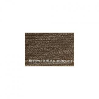Fil polyester Mettler 200m Couleur n°0269 Brou