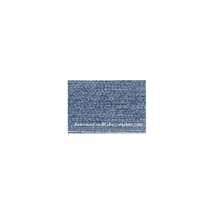 Fil polyester Mettler 200m Couleur n°0309 Baleine Bleue