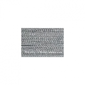 Fil polyester Mettler 200m Couleur n°0318 Etain pur