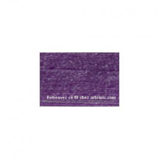 Fil polyester Mettler 200m Couleur n°0575 Orchidée
