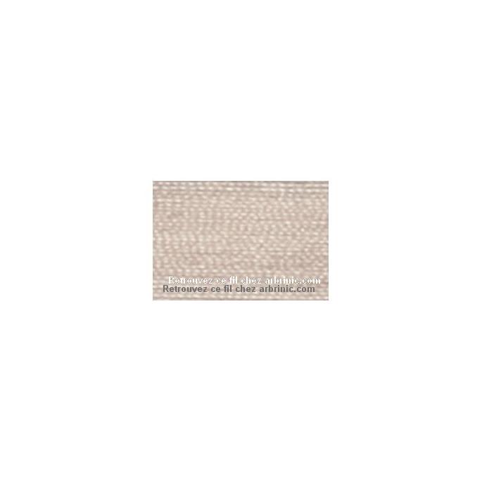 Fil polyester Mettler 200m Couleur n°0600 Chair