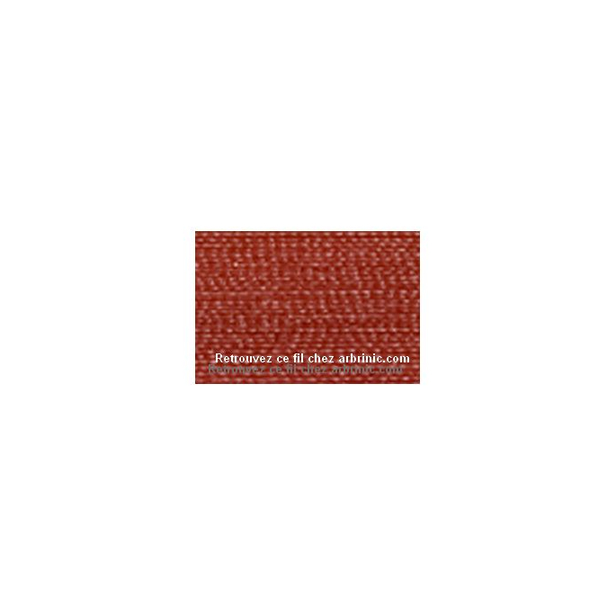 Mettler Polyester Sewing Thread (200m) Color #0623 Blood Orange