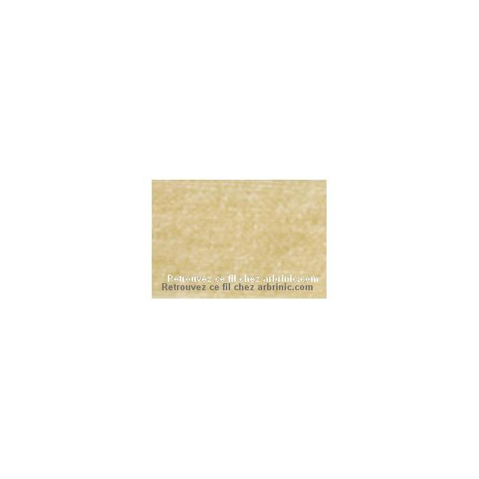 Fil polyester Mettler 200m Couleur n°0780 Poudre de Maïs