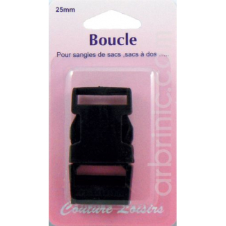 Travel Bag Strap Buckle 25mm