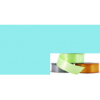 Satin Ribbon 25mm Pale Blue (20m roll)
