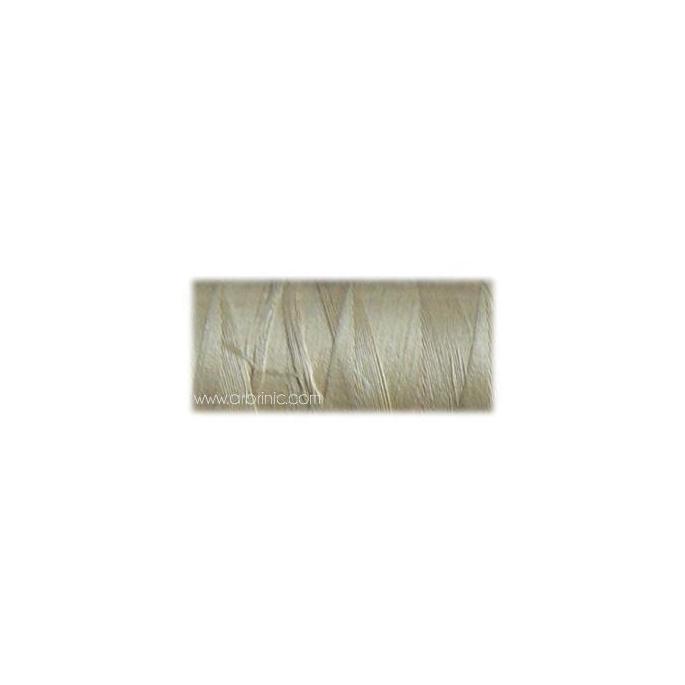Fil polyester QA 500m Couleur 120 Beige