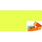 Ruban Satin 38mm Jaune Citron (rouleau 20m)