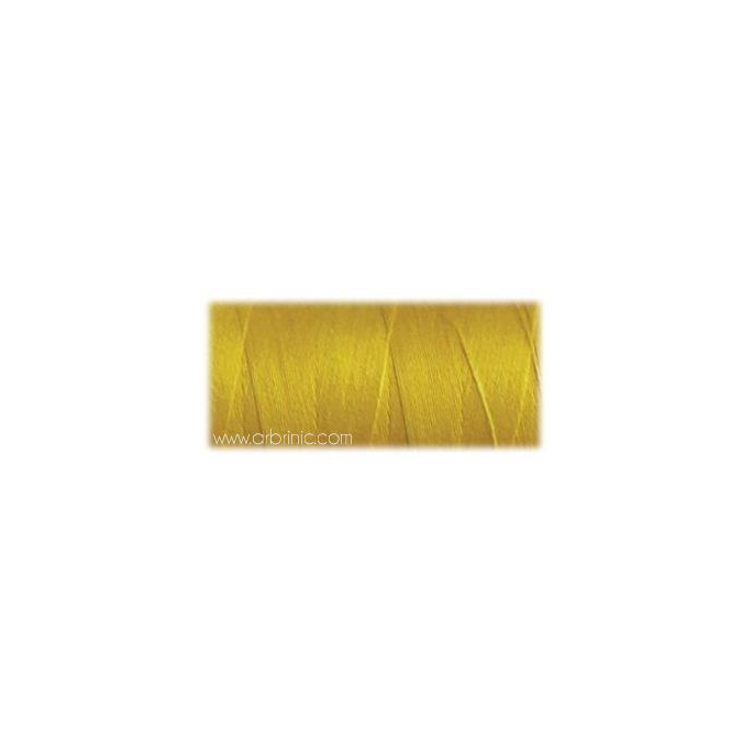 QA Polyester Sewing Thread (500m) Color #150 Yellow