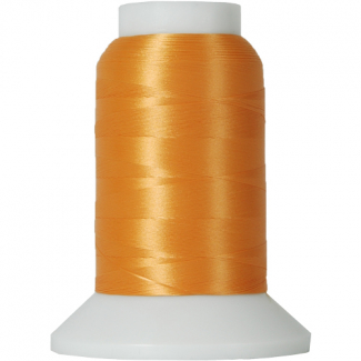 Cône Fil Mousse Wooly Nylon Orange (1000m)
