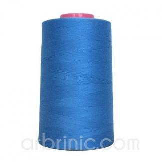 Cône fil polyester Bleu de France (4573m)