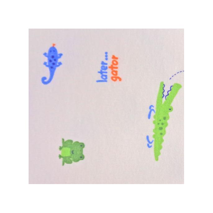 PUL Cotton - Aligator (50x55)