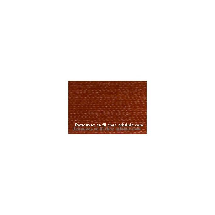 Mettler Polyester Sewing Thread (200m) Color #1054 Brick Red