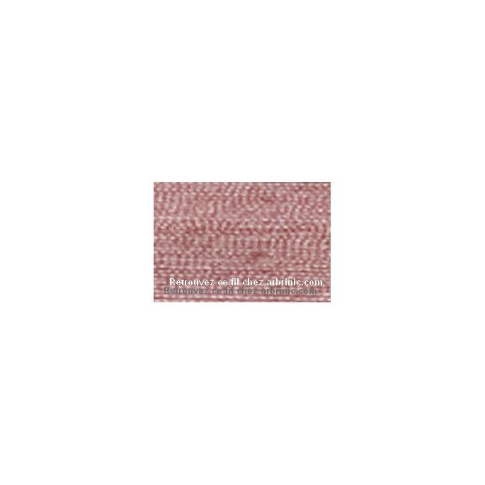 Fil polyester Mettler 200m Couleur n°1057 Rose Quartz