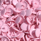 KAM Snaps SIZE 16 - Pink B18 - 100 sets
