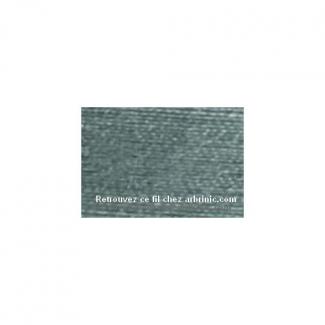 Fil polyester Mettler 200m Couleur n°1214 Bleu Vintage