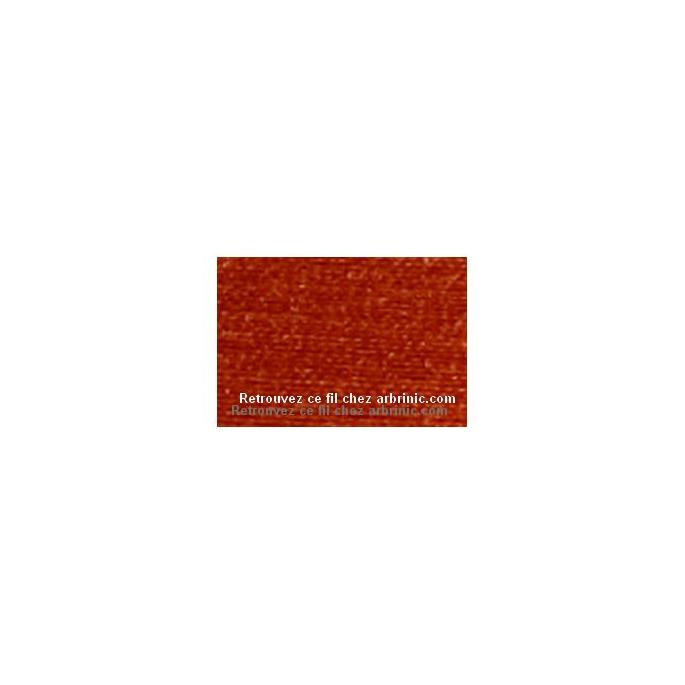 Mettler Polyester Sewing Thread (200m) Color #1288 Reddish Ochre