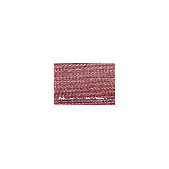 Fil polyester Mettler 200m Couleur n°1460 Bois de Rose Clair