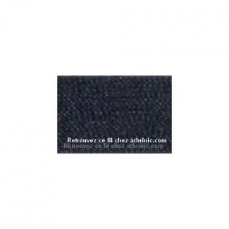 Fil polyester Mettler 200m Couleur n°1468 Minuit
