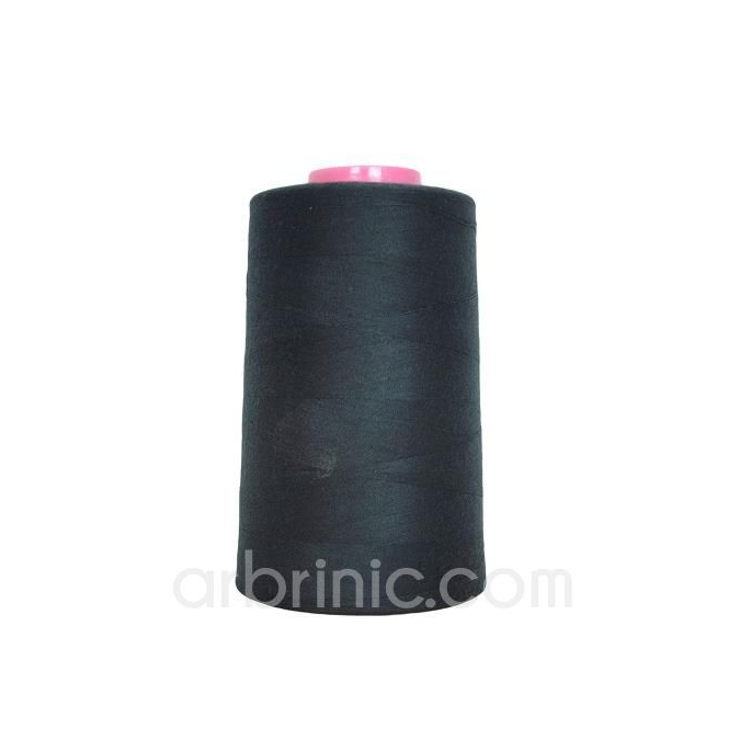 Polyester Serger and sewing Thread Cone (4573m) Charcoal Grey