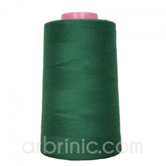 Polyester Serger and sewing Thread Cone (4573m) Pine Green