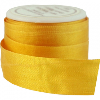 Silk Ribbon 13mm Buttercup (5m spool)
