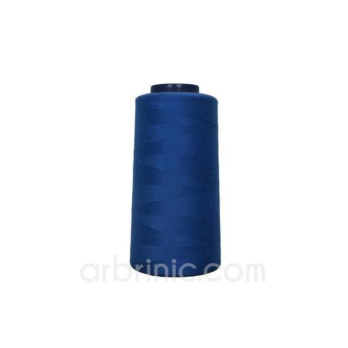 Cône fil polyester Bleu Roi (2743m)