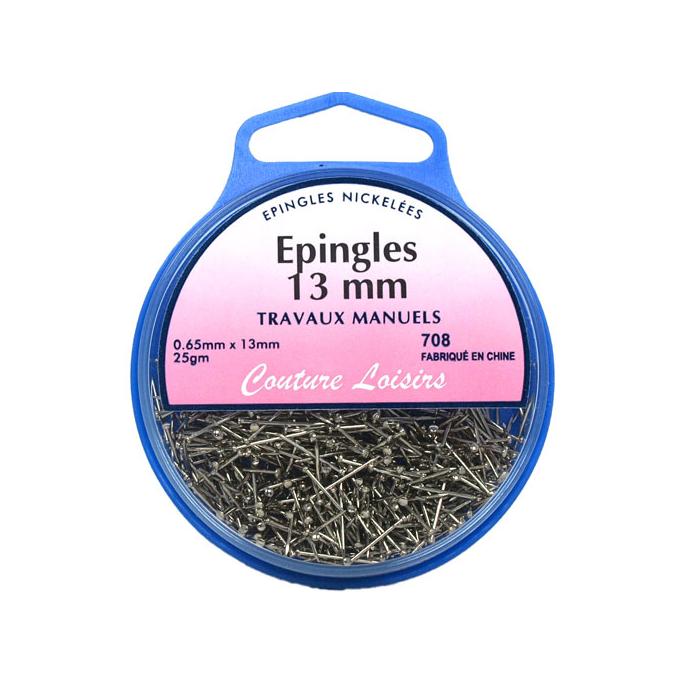 Epingles Travaux Manuels 13mm (x710)