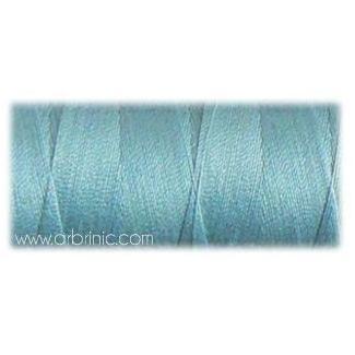 Fil polyester QA 500m Couleur 270 Bleu Moyen