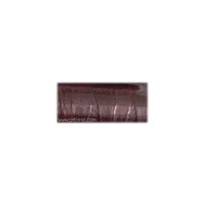 Fil polyester QA 500m Couleur 220 Bordeau