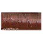 Fil polyester QA 500m Couleur 400 Cuivre