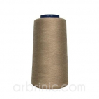 Polyester Serger and sewing Thread Cone (2743m) Coffee