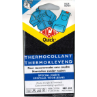 Pièce thermocollante NIGAL Quick - Jeans Denim Noir