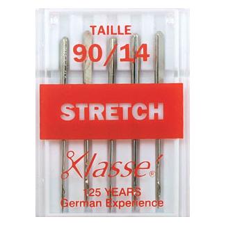 Machine needles Stretch 90/14 (x5)