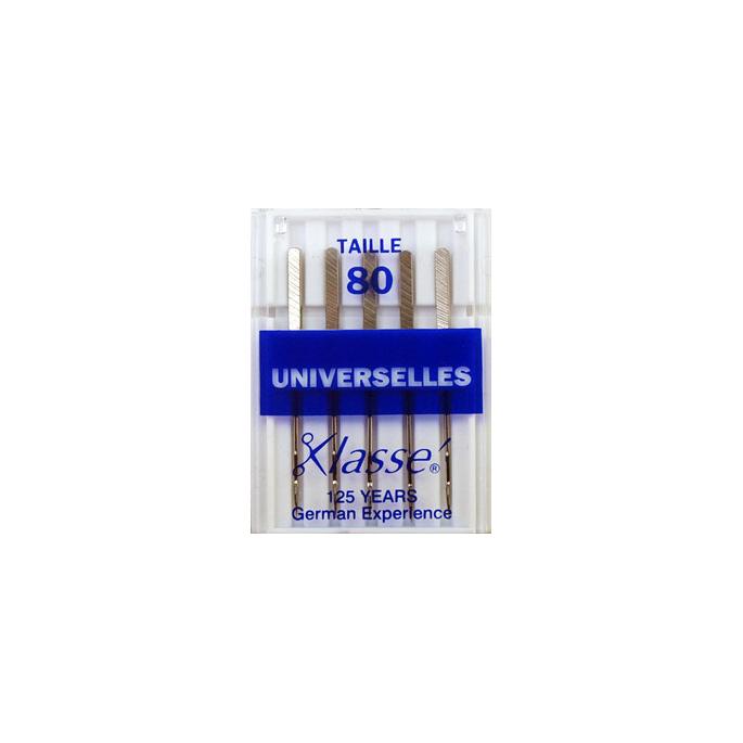 Machine needles Universal 80/12 (x5)