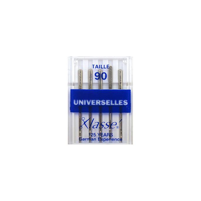 Aiguilles Machine Universelles 90/14 (x5)