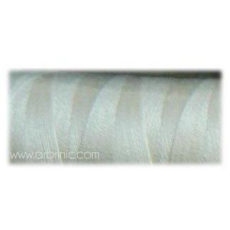 Fil polyester QA 500m Couleur 110 Ecru