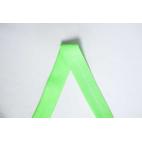 Biais élastique 2.5cm Vert flashy (1m)