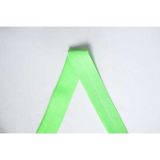 Biais élastique 2.5cm Neon green (1m)