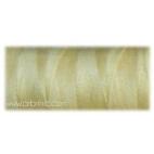 Fil polyester QA 500m Couleur 140 Jaune Clair