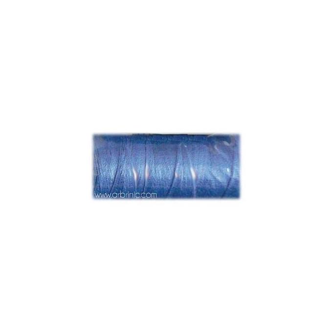 Fil polyester QA 500m Couleur 280 Bleu Jeans