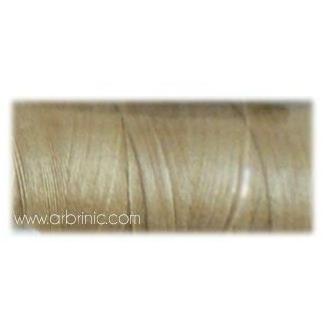Fil polyester QA 500m Couleur 130 Latte