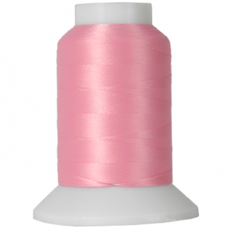 Cône Fil Mousse Wooly Nylon Rose Dragée (1000m)