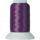 Cône Fil Mousse Wooly Nylon Violet (1000m)