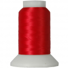 Wooly Nylon Thread Red (1000m)