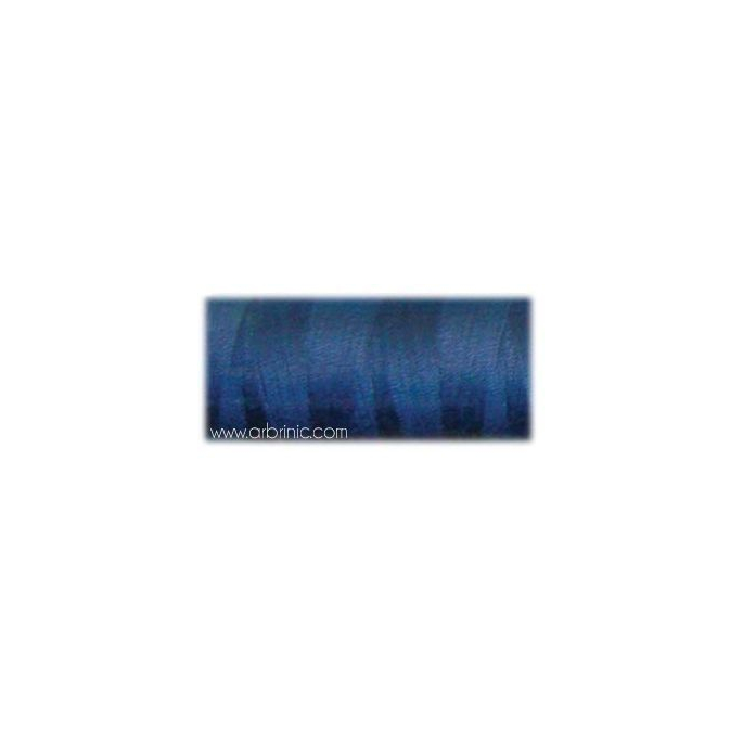 QA Polyester Sewing Thread (500m) Color #290 Saturn Blue