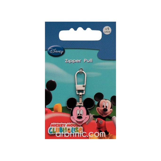 Zip puller Disney Mickey Mouse PRYM