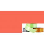 Ruban Satin 25mm Saumon (rouleau 20m)