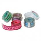 Fiberglass Tape Measure with box - 150cm BLUE