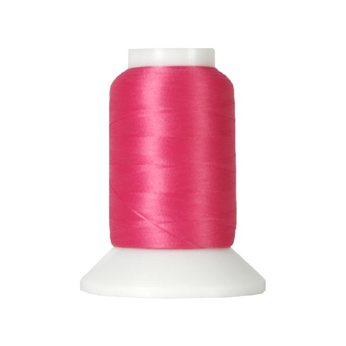Cône Fil Mousse Wooly Nylon Rose Flashy (1000m)